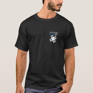 Tshirt playstationclan.be - le noir