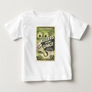 Tueurs de l'espace t-shirt pour bébé