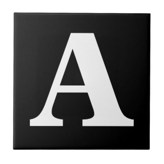 Tuiles de lettre carreau