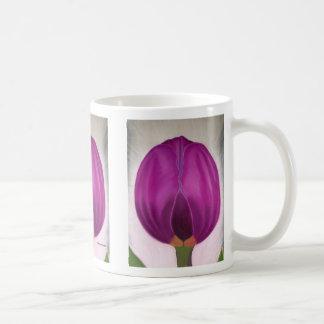 Tulipe rose mug