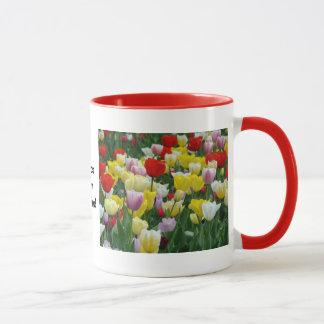 Tulipes de Hollande, printemps chez Keukenhof Mug