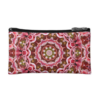 Tulipes roses trousse de toilette