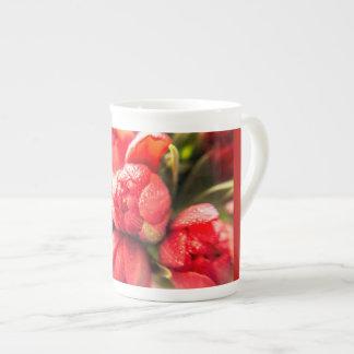 Tulipes rouges glorieuses mug