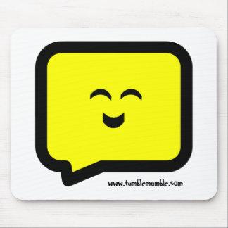 TumblySmiles GRAND ! , www.tumblemumble.com Tapis De Souris