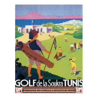 Tunis vintage Tunisie Cartes Postales