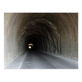 Tunnel à Carrare/en Italie Cartes Postales