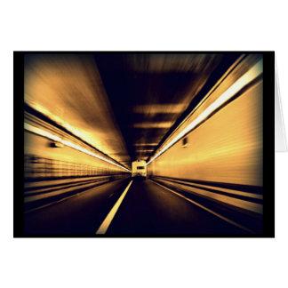 Tunnel Carte De Vœux