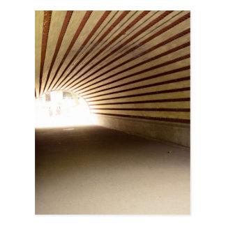 Tunnel de Central Park Carte Postale