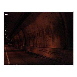 Tunnel de Gatlinburg Carte Postale