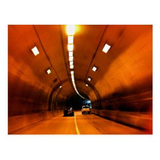 Tunnel de Gatlinburg Cartes Postales