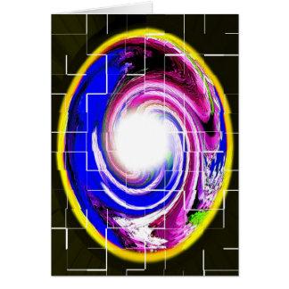 Tunnel de la vie carte