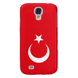 Turkse Vlag Galaxy S4 Hoesje