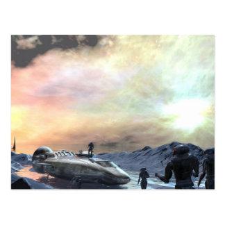 tweeling zonwereld briefkaart
