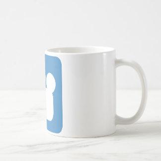 Twitter Emoji - camera symbol film Mug