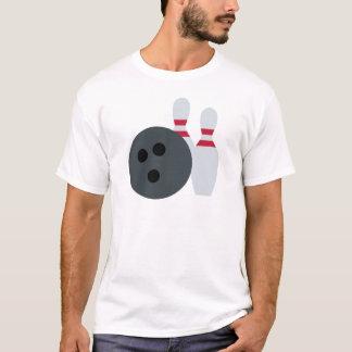 Twitter Emoji - Kegelbaan fans T Shirt