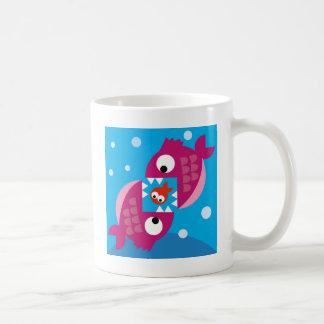 Two big fishes mug
