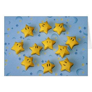 Types d'étoile d'origami