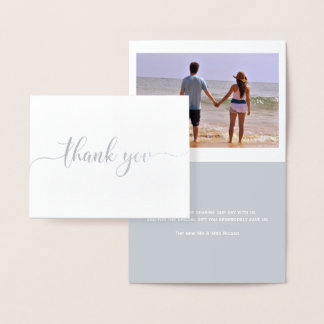 Typographie de Merci Carte Dorée
