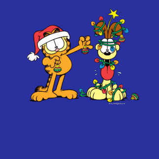 Garfield t-shirts voor iedereen van Zazzle