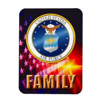 U.S. Aimant flexible de photo de l'Armée de l'Air Magnet Flexible