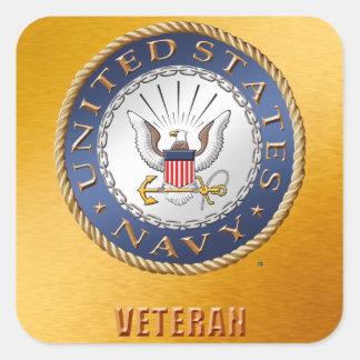 U.S. Autocollant de vétéran de marine