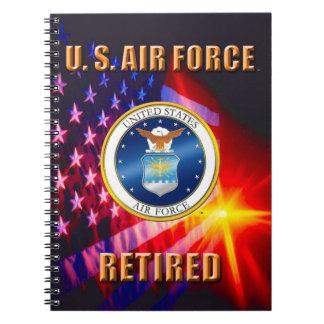 U.S. Carnet en spirale de photo de l'Armée de