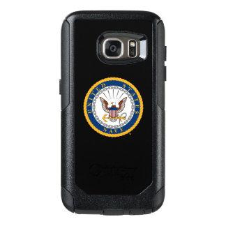 U.S. Marine | het Embleem van de Marine OtterBox Samsung Galaxy S7 Hoesje