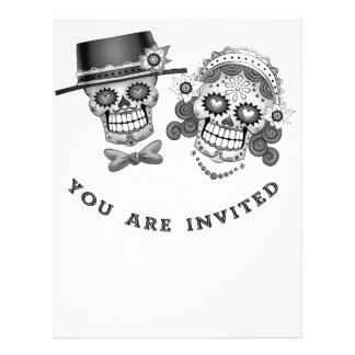 U wordt uitgenodigd - Huwelijk, Huwelijk, Geloften Flyer 21,6 X 27,9 Cm