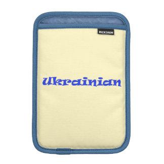 Ukrainien Housses Pour iPad Mini