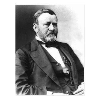 Ulysse S. Grant Carte Postale