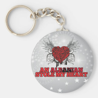 Un Albanais a volé mon coeur Porte-clés