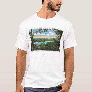 Un aperçu de lac Garfield T-shirt
