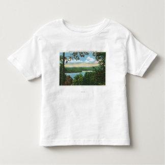 Un aperçu de lac Garfield T-shirt Pour Les Tous Petits