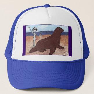 Un casquette d'ami de joint