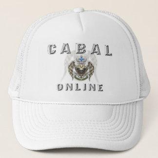 un casquette pour l'ami