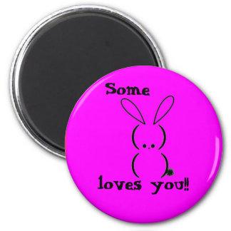 Un certain lapin vous aime aimant