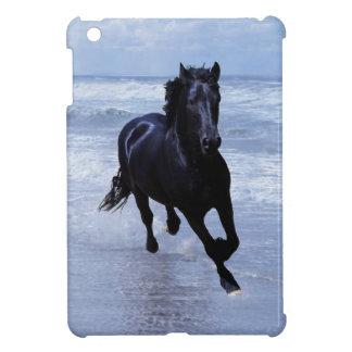 Un cheval sauvage et libre étui iPad mini