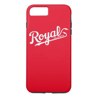 Un coque iphone royal