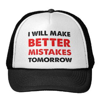 Un meilleur chapeau drôle de casquette de boule