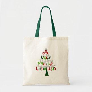 Un Noël très Joyeux Tote Bag