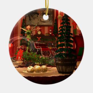 Un ornement joyeux de Noël