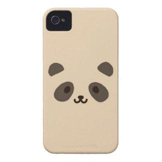 Un panda mignon coques iPhone 4 Case-Mate