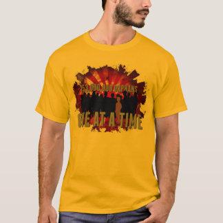 UN PAR UN - chemise de collecteur de fonds T-shirt