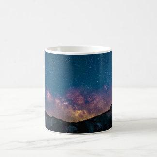 Un point dans la tasse de cosmos