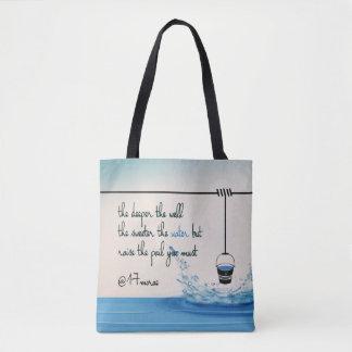 Un sac fourre-tout PLUS PROFOND