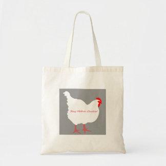 Un sac fourre-tout spécial à poulet