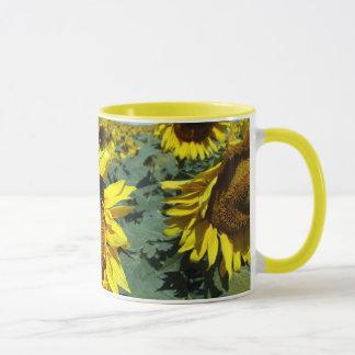 Un visage dans la foule mug