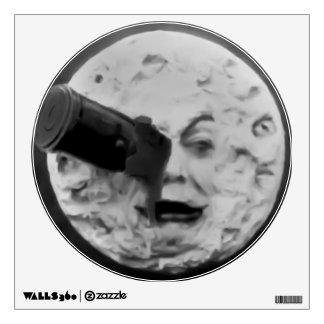 Un voyage à la lune ou à la La Lune de dans de Le