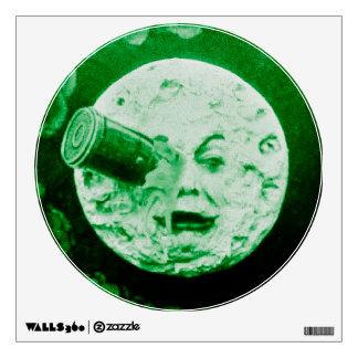 Un voyage au vert de Lune de lune ou de La de dans
