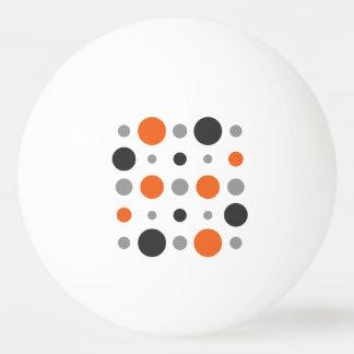 Une boule de ping-pong d'étoile balle tennis de table